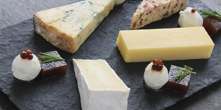 Scottish and Continental Cheese