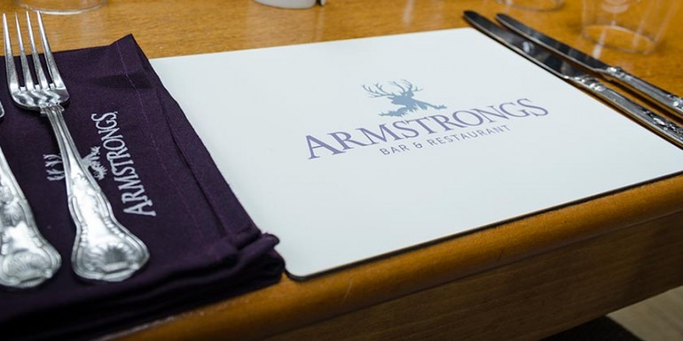 What's new at Armstrongs